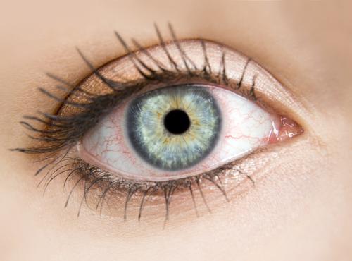 Eyecure traanfilm oog